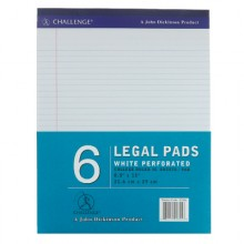 Challenger Legal Pads